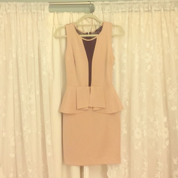 Forever 21 Dresses & Skirts - 🥂HP🥂🏷NWT 🏷 Taupe Forever 21 Dress💥🔥