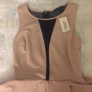 Forever 21 Dresses - 🥂HP🥂🏷NWT 🏷 Taupe Forever 21 Dress💥🔥