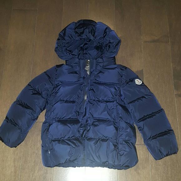 ec29d494e multiple colors c5805 40b9c moncler down coat for toddler girl ...