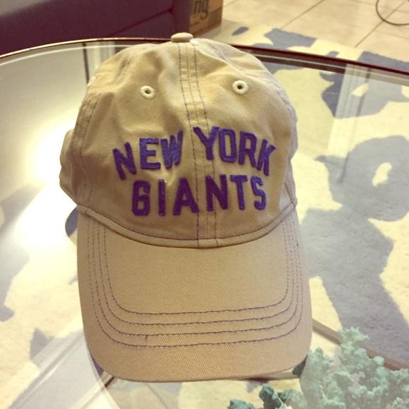 f60a672ea7b New York Giants Vintage Hat. M 57d0f6b7680278927c03bf25
