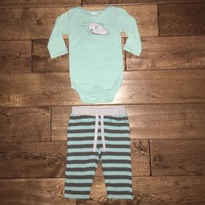 Nordstrom Baby Other - Nordstrom baby outfit