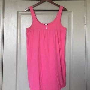 Pink J.Crew Dress, Sz M