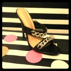 Liliana Shoes - 98 Lory Color stripes Heels