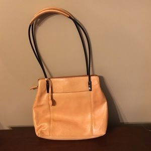 Handbags - MC leather bag, vintage