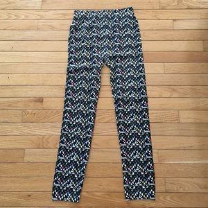 West Loop Pants - 2/$5 * Fun Geometric Colorful Print Leggings