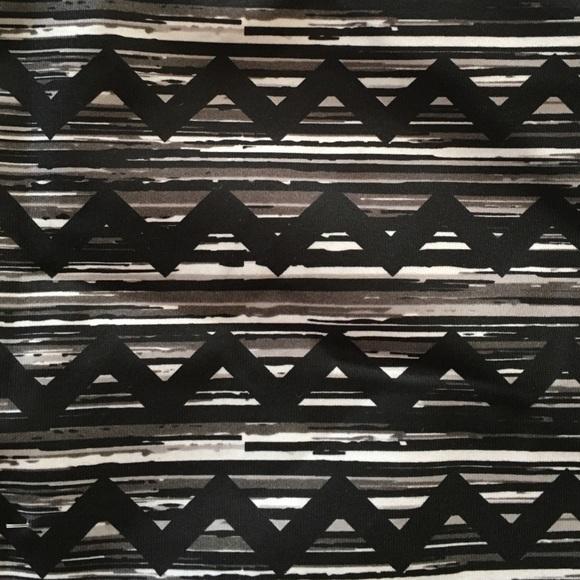 West Loop Pants - 2/$5 * Black Chevron Gray/White Stripes Leggings