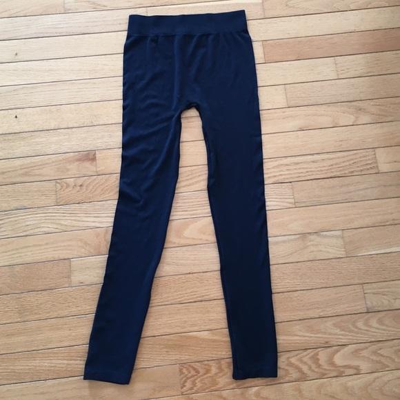 West Loop Pants - 2/$5 * Super Soft Navy Blue Leggings