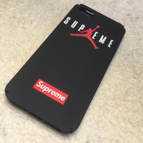 Supreme Coque Iphone
