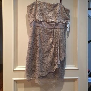 A new size 14 Laundry by Design dress