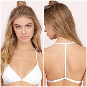 Tobi Other - I Am Yours Triangle Bralette (set of 3)