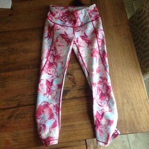 CALIA by Carrie Underwood Pants - Calia floral leggings