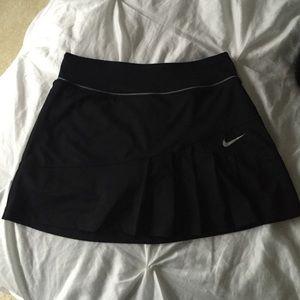 Nike Tennis Skirt Black