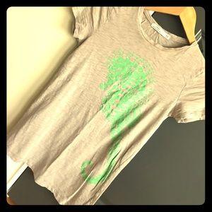 Jcrew seahorse t-shirt