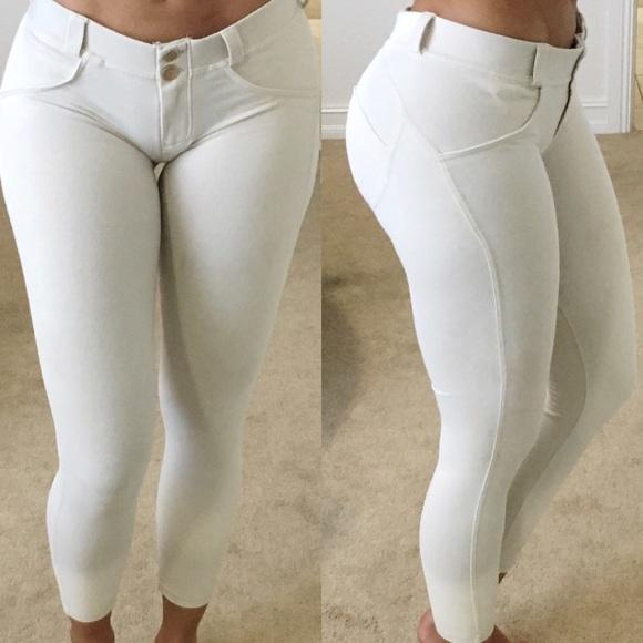 e2ca5d3f150 Freddy Pants - Freddy Wr.Up 7 8 length Shaping pants Size M
