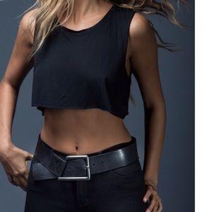 🍃💕HP Linea Pelle Angled Hip Belt
