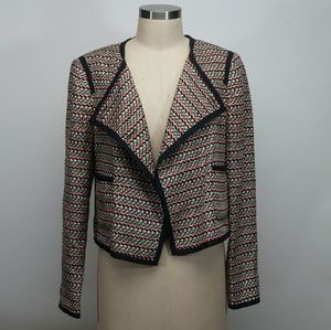 Elizabeth and James Printed jacket blazer
