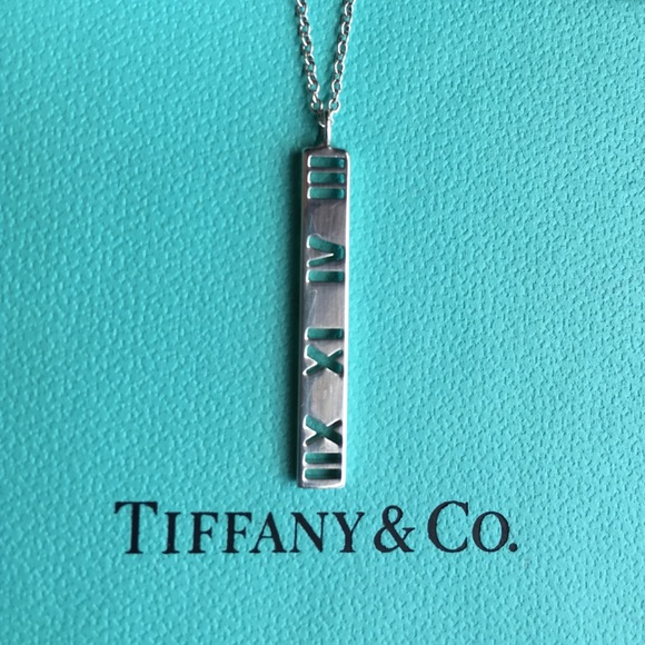 54b87d734 Tiffany & Co. Atlas Bar Pendant. M_57d1ac513c6f9ff569000c33. Other Jewelry  ...