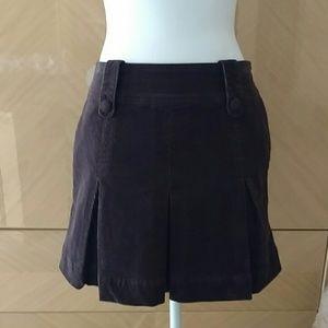 H&M corduroy brown skirt 6