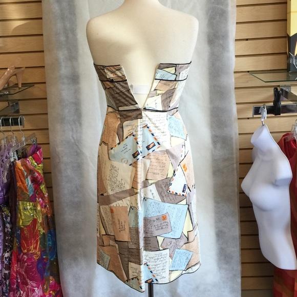 J. Crew Dresses - RARE J. Crew Letter Dress!!