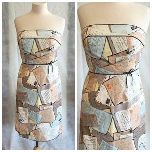 J. Crew Letter Dress