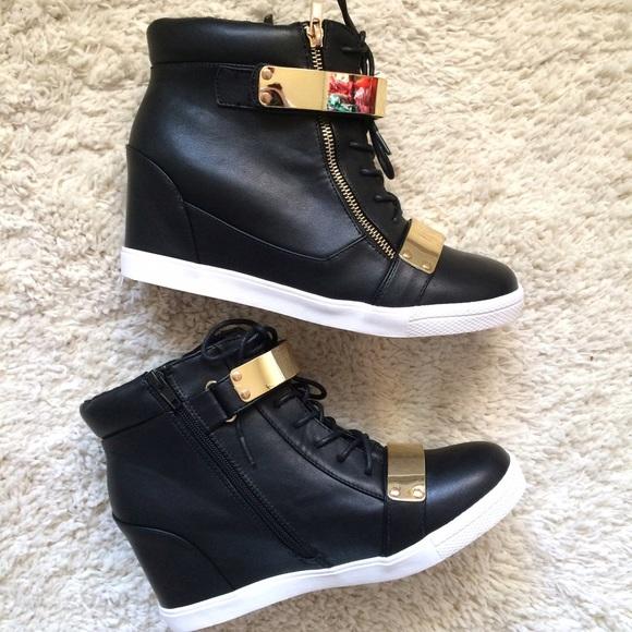 dad45773ee2 Torrid wedge sneakers