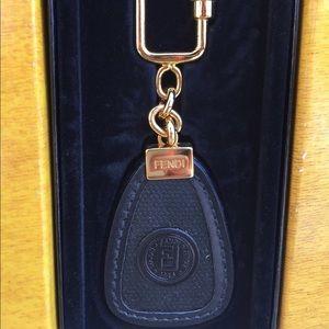 8a321b423f7f Fendi Accessories - Authentic Vintage Fendi Keychain