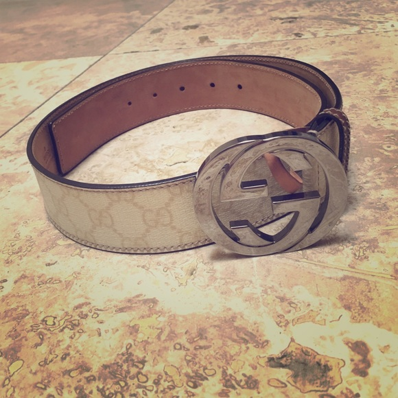 9f1f771bc88 Gucci Other - Gucci GG Supreme Belt with G Buckle