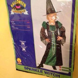 Other - Sparkle Witch Dress-up costume