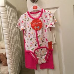 Magnificent Baby Other - Magnificent baby onesie and pants NWT