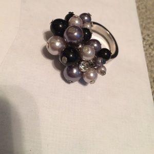 H&M beaded ring