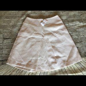 Gymboree (adult) skirt NWT