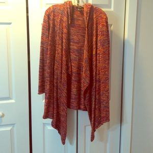 Hooded Cardigan sweater, size S