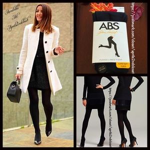 ABS Allen Schwartz Accessories - ❗1-HOUR SALE❗ABS FLEECE LINED TIGHTS