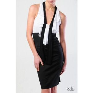 Black Halo Dresses & Skirts - Black halo karolina sheath dress