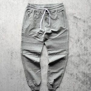 Stampd Pants - STAMPD Essential moto warm up pants