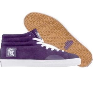 Alife Shoes - Alife Purple High Tops