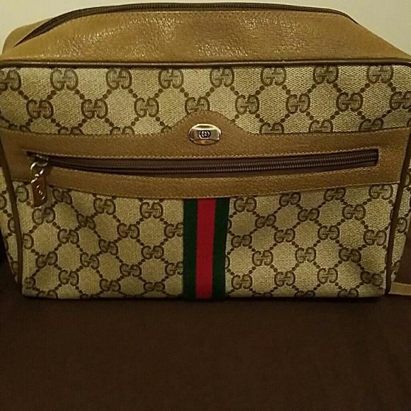 c42a96588e1 Gucci Handbags - Authentic Gucci Accessory Collection VINTAGE
