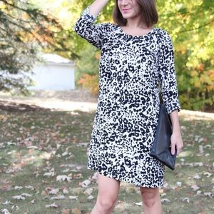 J. Crew Dresses - J.Crew Jules dress in snowcat