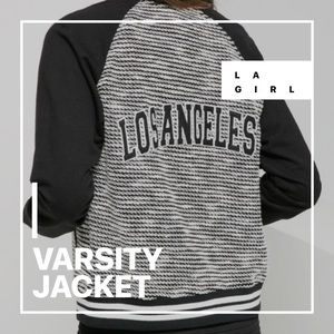 "✅CLEARANCE $25 MNG VARSITY JACKET ""LOS ANGELES"""