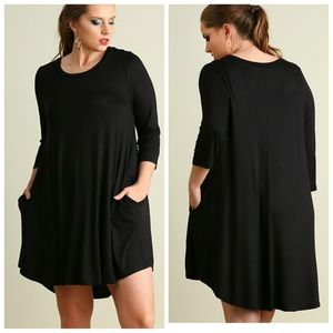 Dresses & Skirts - 曆曆PLUS曆RESTOCKED!!曆Your Favorite Black Dress
