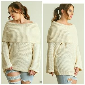 Sweaters - Gorgeous Cream Sweater