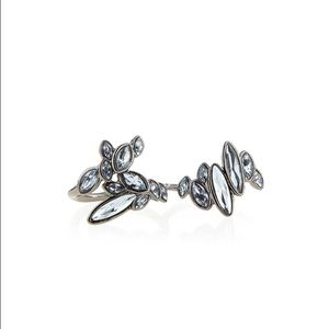 Alexis Bittar Jewelry - NWOT Alexis Bittar two finger ring