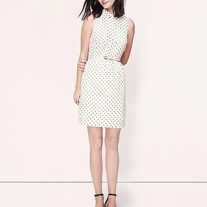 LOFT Dresses & Skirts - Loft Polka Dot Dress