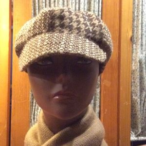 Scala Accessories - Scala Newsboy Cap