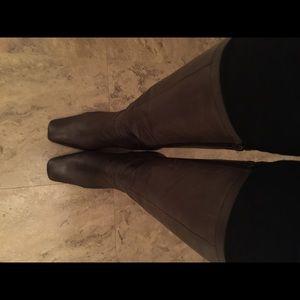 Nine West calf boot