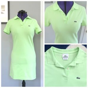 Lacoste Other - Lacoste Shirtdress • Polo Dress • Tennis Dress