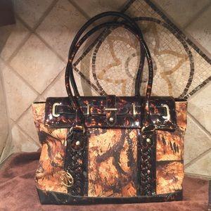 Johnston & Murphy Handbags - Johnston and Murphy camo handbag. Never used