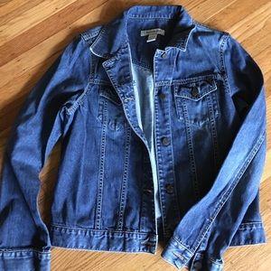 Abercrombie & Fitch Jackets & Blazers - ⬇️🌹ABERCROMBIE & FITCH Denim Jacket size L