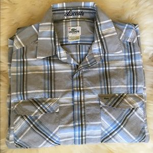 Lacoste Other - Lacoste button down shirt