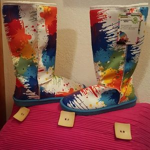 Dawgs Shoes - Dawg Boots* Brand New With Tags
